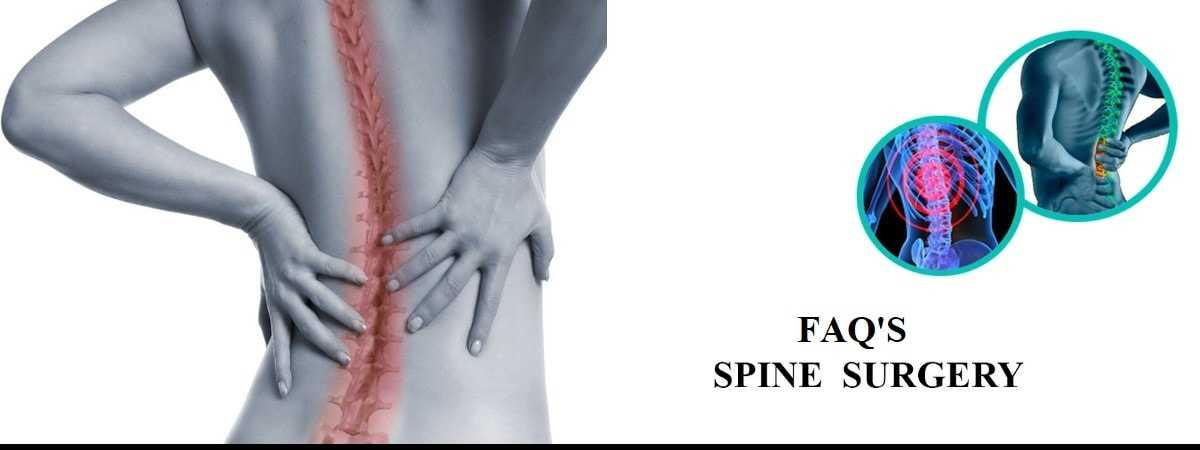 faq Spine Surgery