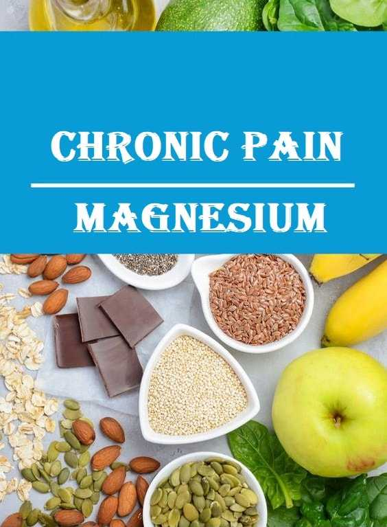 magnesium for chronic pain