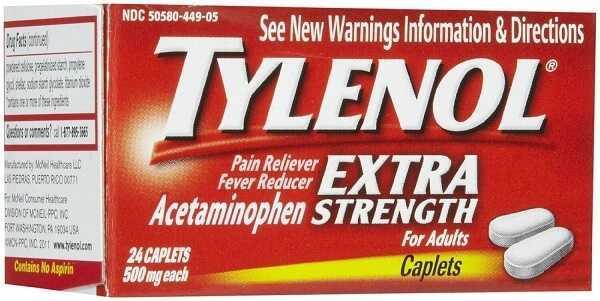 Tylenol Side Effects
