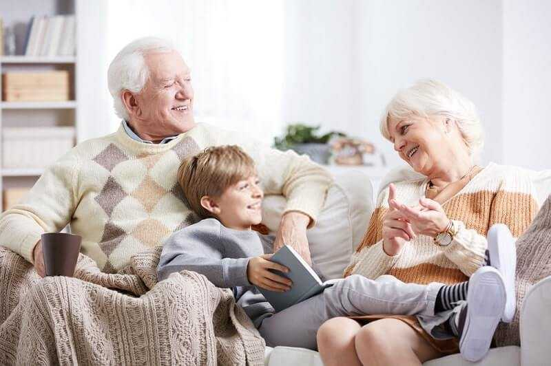 Talk to Kids About Alzheimers
