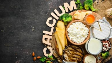 Group of products rich in calcium