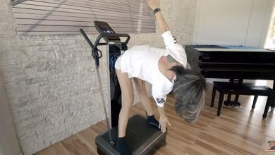 Low Frequency Vibration Therapy